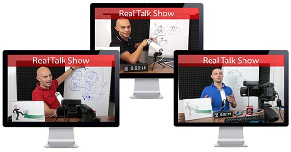 Real Talk Show Geschenk 600
