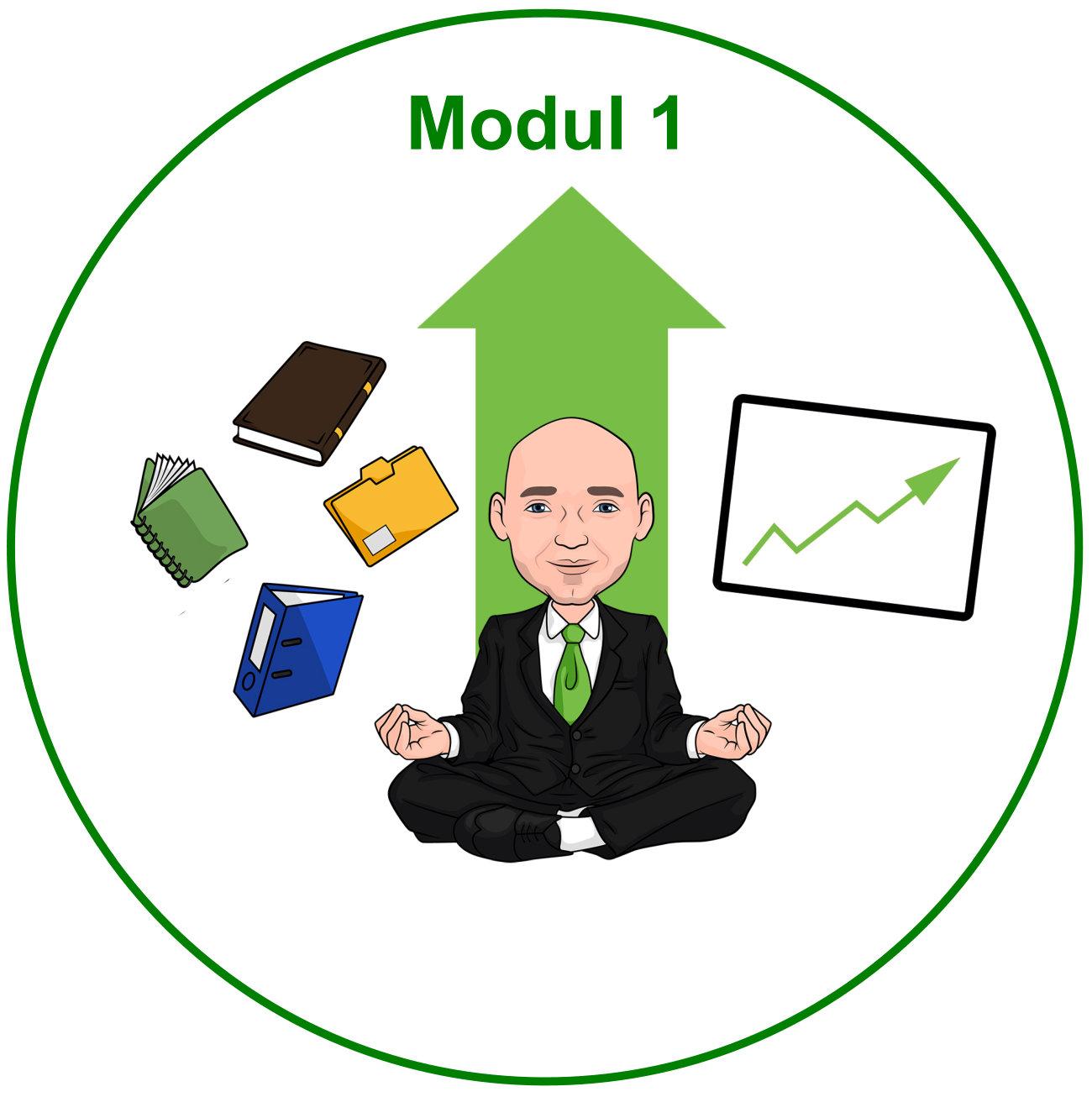 Modul 1 - Vorsprung durch Organisation