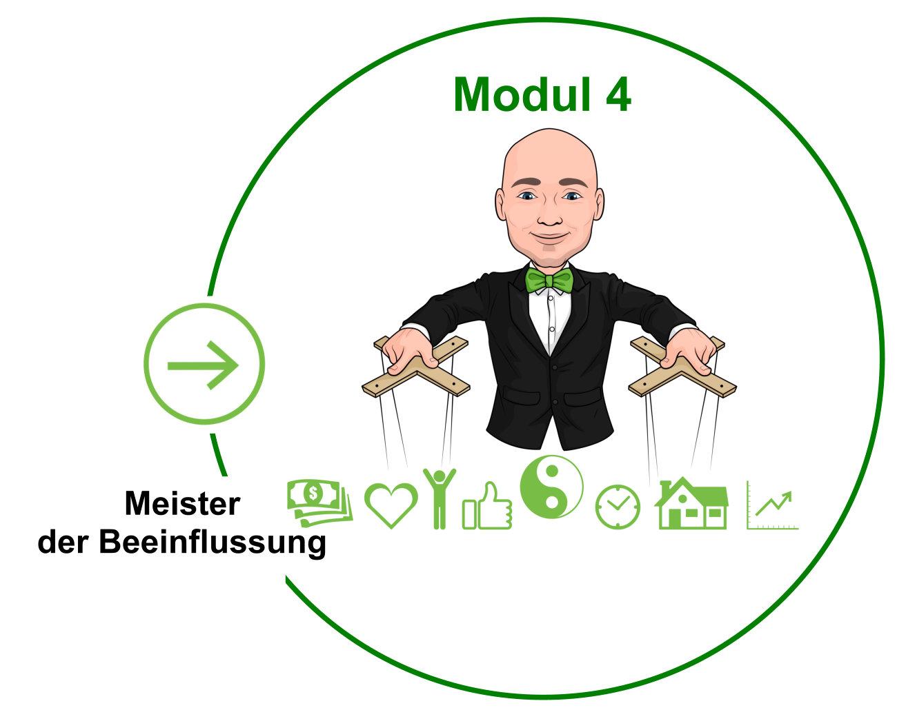 Modul 4 - Meister der Beeinflussung
