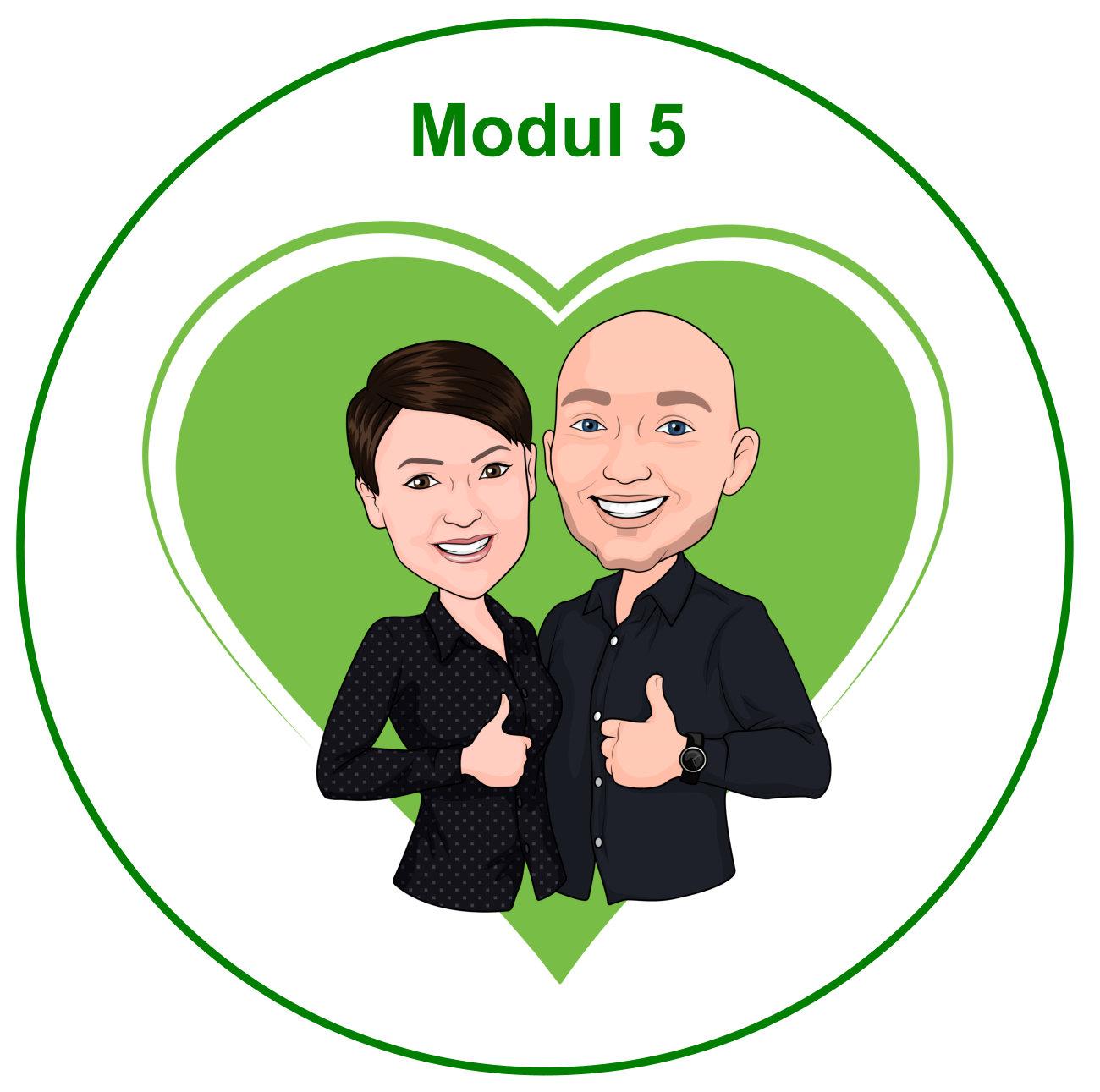 Modul 5 - Liebe meistern