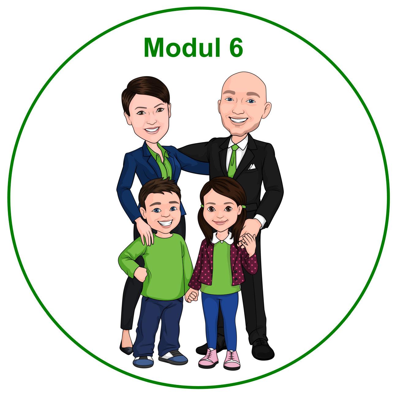 Modul 6 - Familie managen - bewusste Erziehung