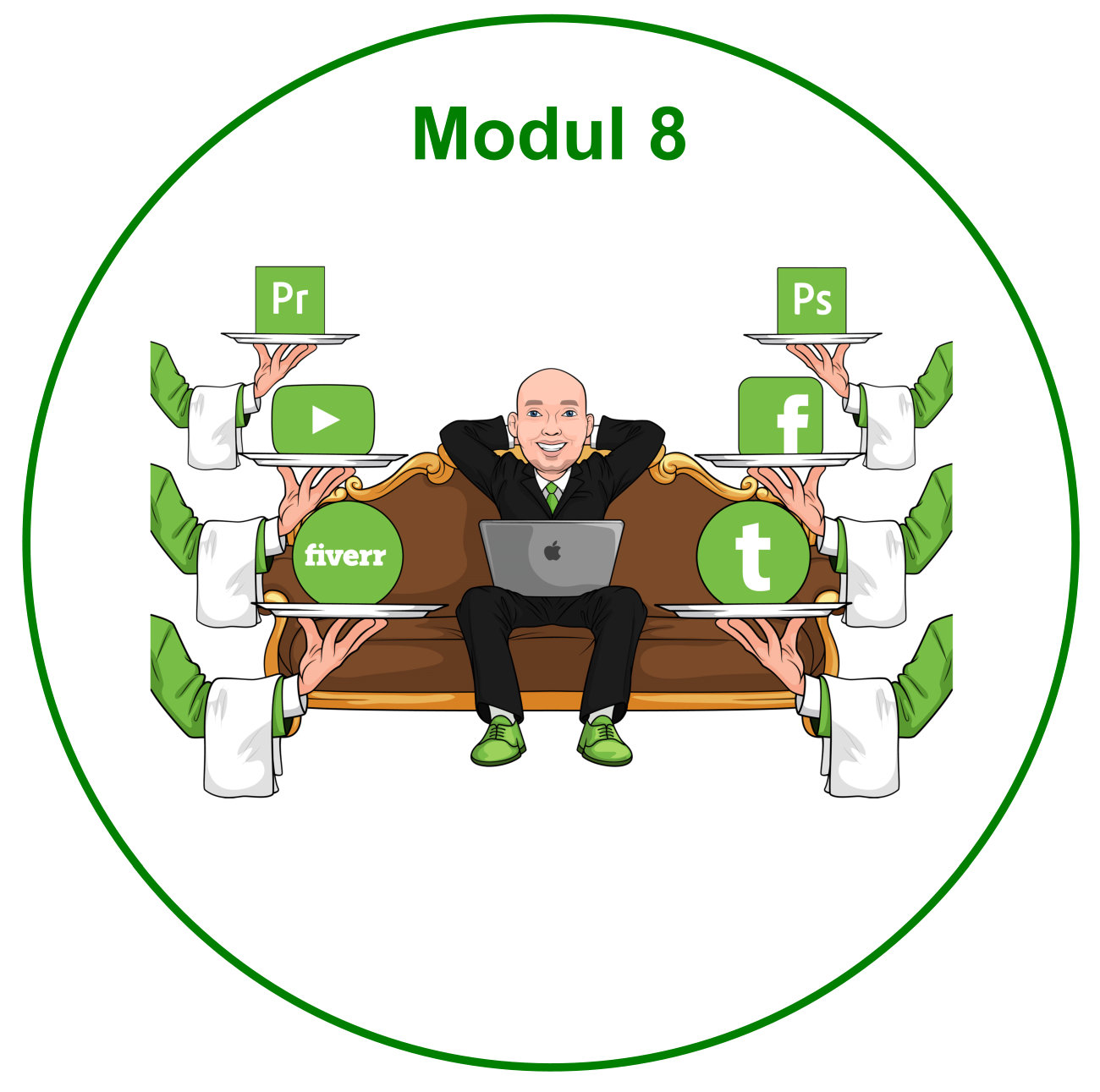Modul 8 - Crashkurs für Internetunternehmer